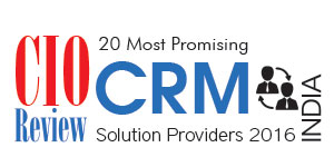 20 Most Promising CRM Solution Providers - 2016